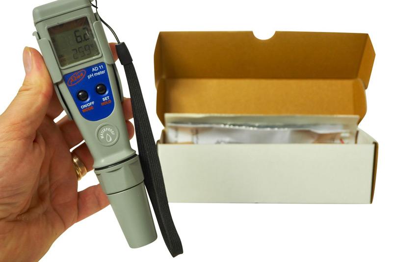 A digitális pH-mérő előnyei