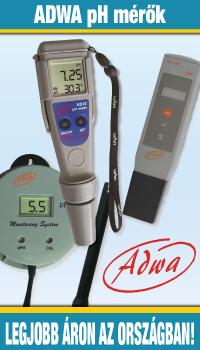 ADWA pH mérők