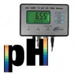 pH monitorok