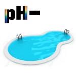 Medence pH csökkentő szerek
