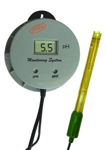 ADWA ECO209 digitális pH monitor